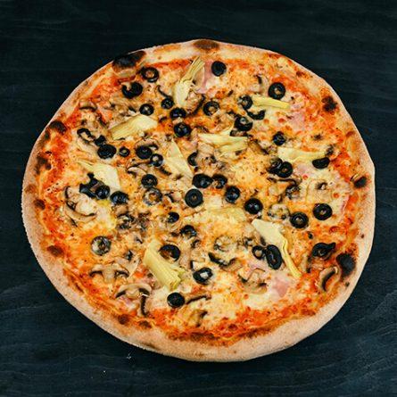 11.Pizza Capricciosa
