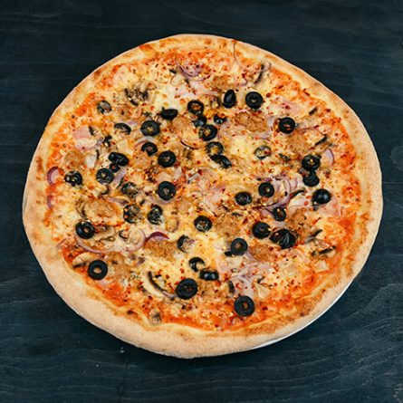 15.Pizza Completa