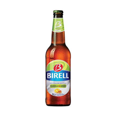 Birell Radler nealko Pomelo-Grep 0,5L